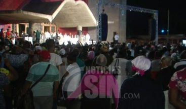 Miles de feligreses comienzan a congregarse para celebrar Día de la Altagracia