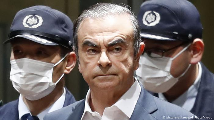 Expresidente de Nissan dará en Beirut su primera rueda de prensa tras su fuga