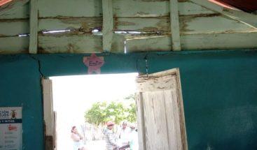 Piden intervención de las autoridades para remodelación de escuela