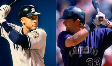 Derek Jeter y Larry Walker son elegidos para el Salón de la Fama del Béisbol
