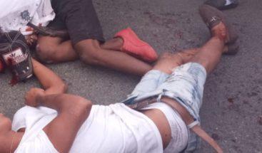 Suspenden agentes PN involucrados en muerte depresuntos delincuentesen La Romana