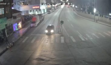 Video revela momento de pánico durante terremoto en el este de Turquía