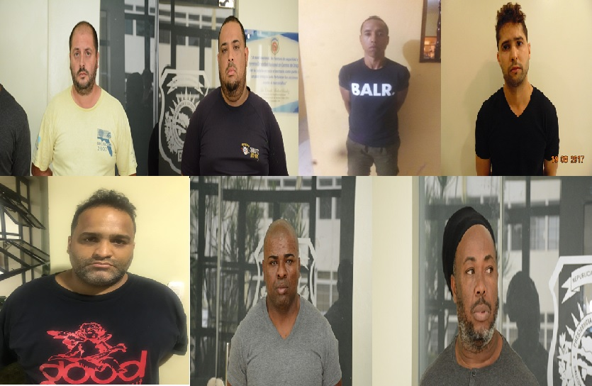DNCDdesarticula red de narcotráfico internacional que utilizaba mulas