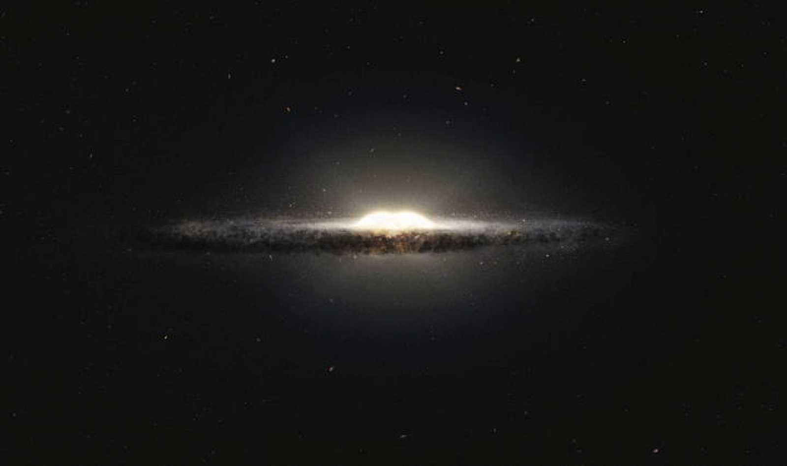 Un nuevo mapa de la Vía Láctea revela una enorme ola de formaciones estelares