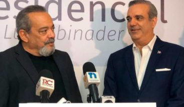 Alfonso Rodríguez trabajará en gabinete de gobierno de Luis Abinader en todo lo referente al cine
