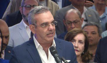 Luis Abinader se opone a venta del 50% de las acciones de Punta Catalina
