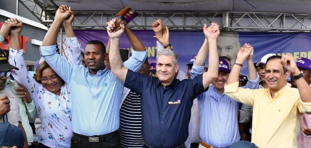 Gonzalo Castillo: las elecciones no se ganan con encuestas, se ganan con votos
