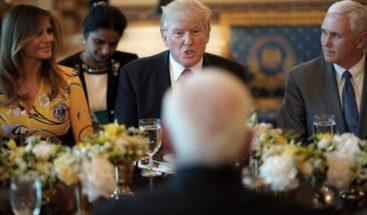 Trump narra en cena privada detalles de la muerte de Qasem Soleimaní