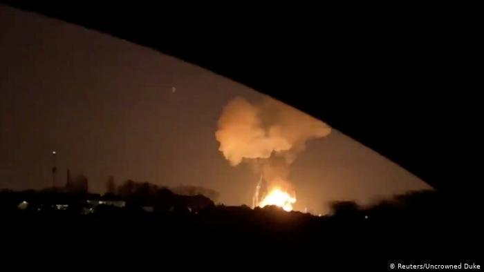 Al menos dos muertos y cientos de casas dañadas por una explosión en Houston