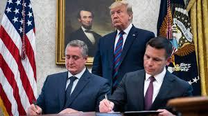 Nuevo Gobierno de Guatemala analiza acuerdo migratorio con Estados Unidos