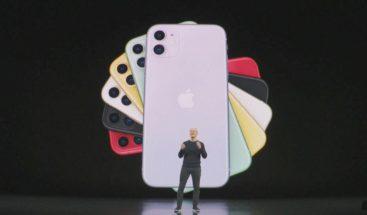 Apple gana un 11,37 % más en la campaña navideña, aupado por el iPhone