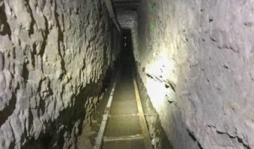 Descubren el 'narcotúnel' más largo encontrado hasta ahora entre EE.UU. y México