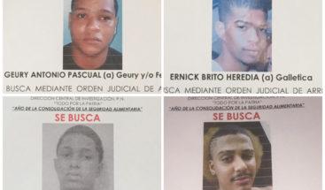 Policía busca cuatro sospechoso por muerte de Julissa Campos