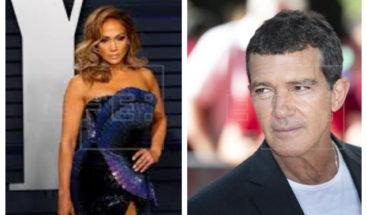 Antonio Banderas y Jennifer López serán presentadores en los Globos de Oro