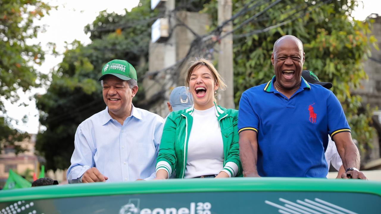 Hony Estrella con luz verde del TSE para su candidatura a vicealcaldesa