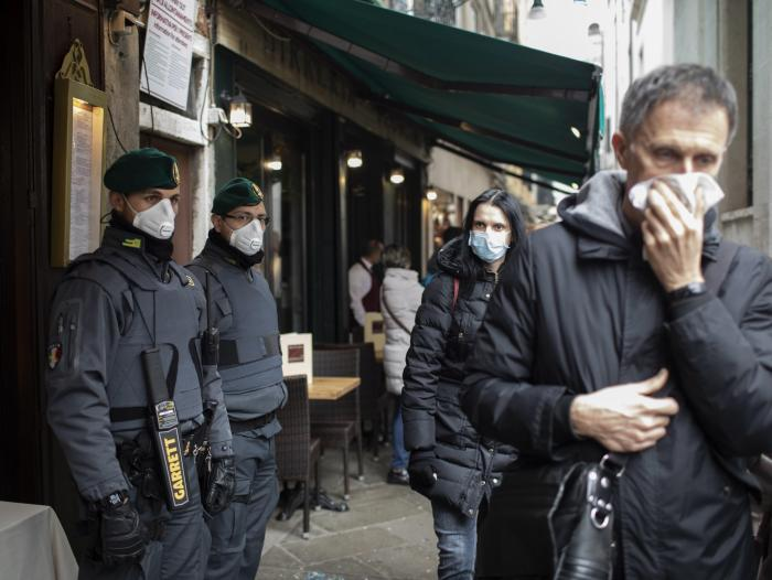 En cuarentena 11 ciudades de Italia por el coronavirus