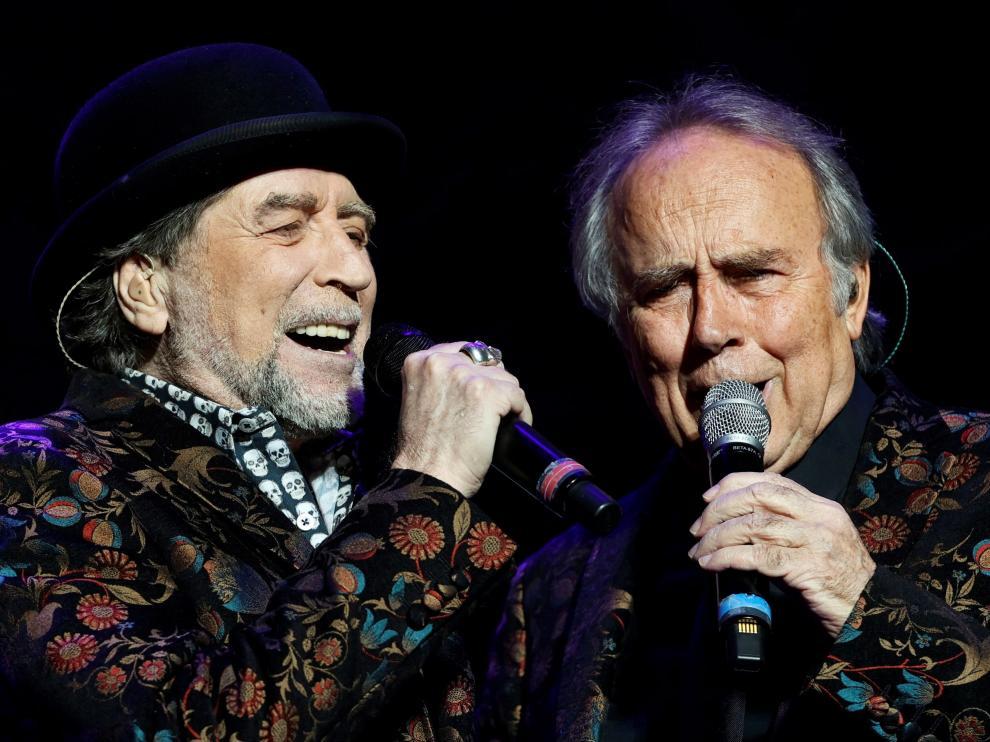 Sabina y Serrat confirman fecha para retomar su concierto de Madrid
