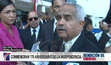 Osmar Benítez dice el país vive estabilidad social, política y económica