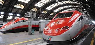 Controles sanitarios provocan grandes retrasos en trenes entre Roma y Milán