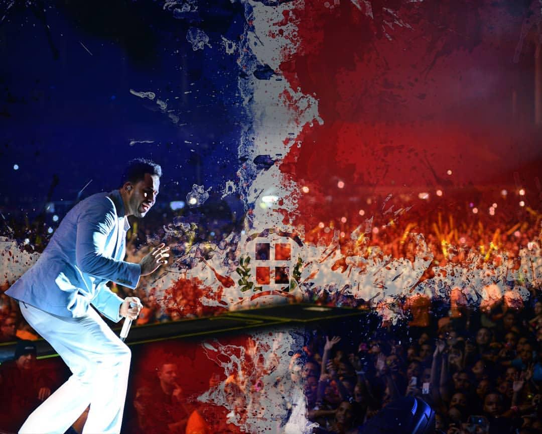 Romeo Santos promueve la paz para República Dominicana