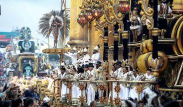 Una tropa de ángeles combate el acoso a las mujeres en el carnaval de Brasil