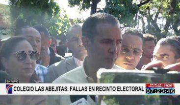Miguel Vargas y Domingo Contreras presentes en reunión del Comité Politico PLD