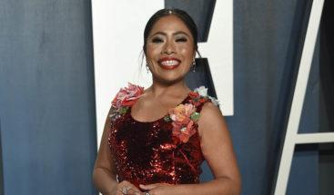Regresa a la actuación Yalitza Aparicio tras nominación al Óscar
