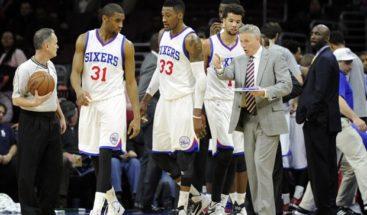 Sixers mantienen mejor marca local; Zion, 31 puntos; Knicks, más valiosos