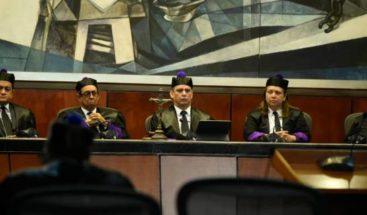 Pleno de la SCJ rechaza recursos de oposición en caso Odebrecht