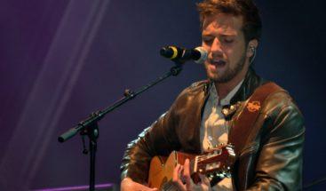 Pablo Alborán: ver a la gente cantar mis canciones es como hacer el amor