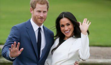 El príncipe Harry y Meghan Markle dejarán de usar oficialmente el Royal en su nombre