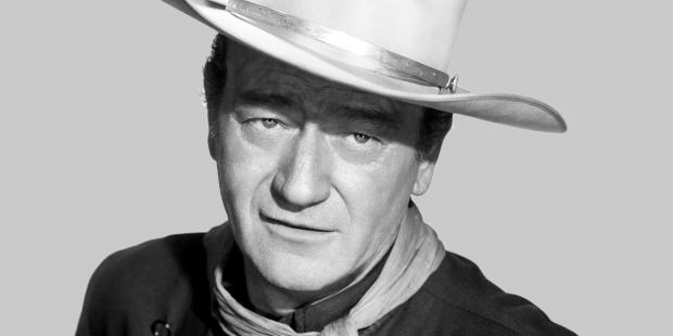 Si John Wayne viviese, conduciría un Tesla