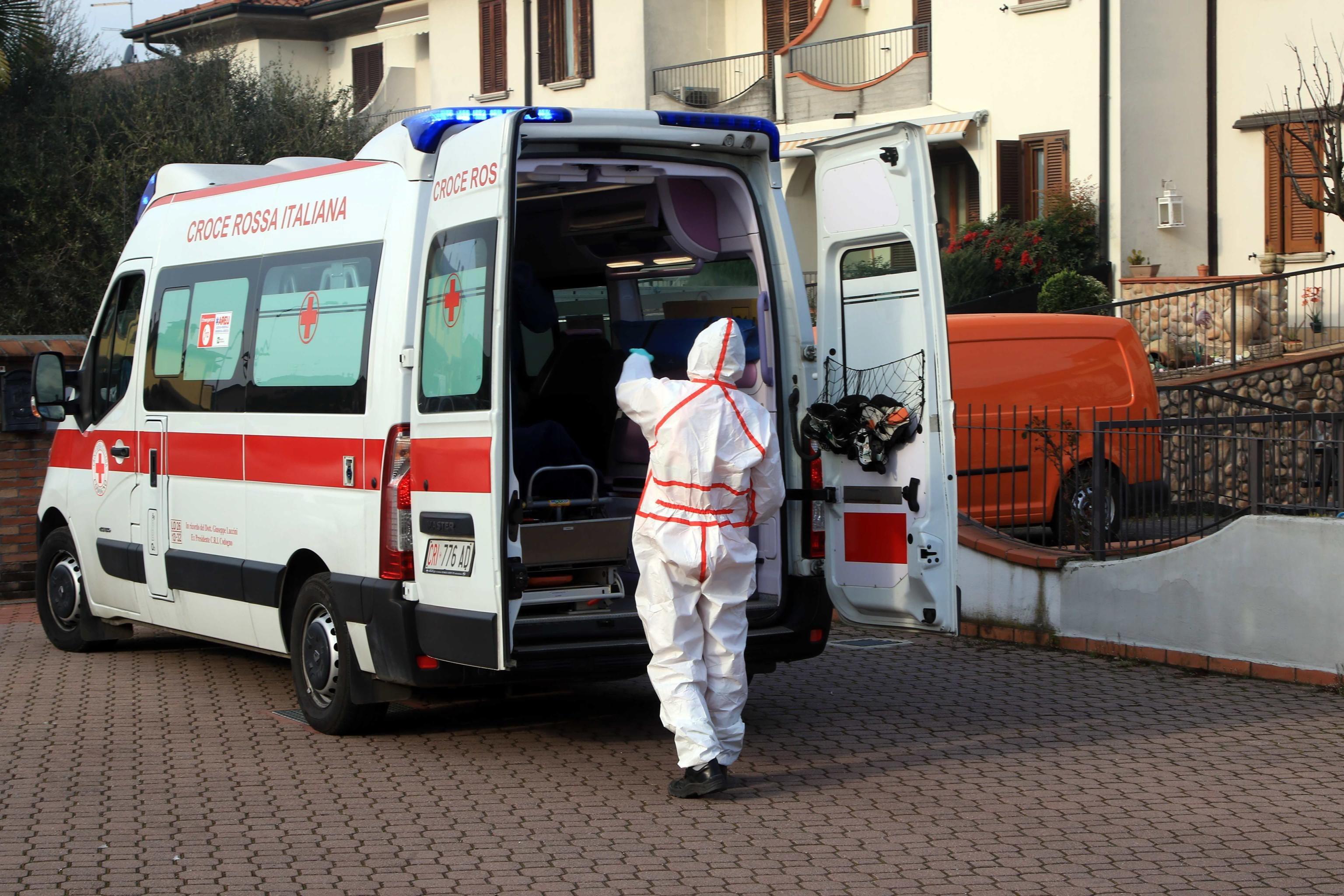 Una tercera persona ha fallecido por coronavirus en el norte de Italia