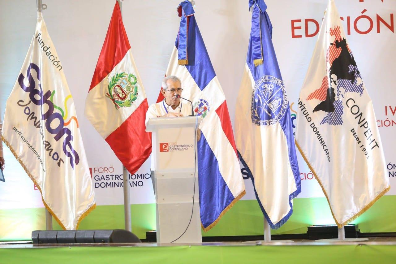 Fundación Sabores Dominicanos celebrará en marzo VI Foro Gastronómico Dominicano