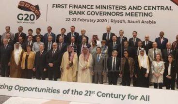 Cambio climático, coronavirus y fiscalidad digital, preocupaciones del G20