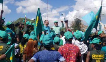 Guillermo Moreno recorre el país en respaldo a candidaturas municipales de AlPaís