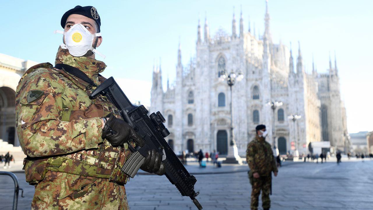 ¿Por qué Italia se ha convertido en la zona cero del coronavirus en Europa?