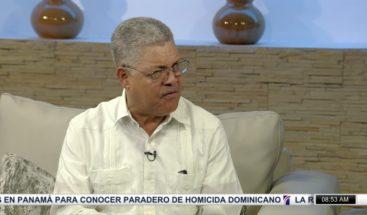 Entrevista al ambientalista Luis Carvajal