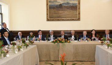 Cuerpo Diplomático acreditado en RD ofrece almuerzo en honor al presidente Medina