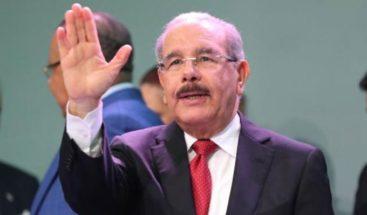 Presidente medina reconoce victoria de Abinader y le desea éxito