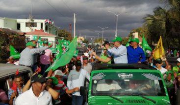 Leonel dice victoria de FP y aliados en las municipales serácontundente