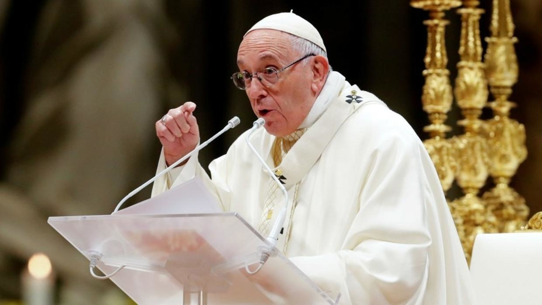 El papa invita a compartir y no acumular riqueza, en su mensaje para Cuaresma