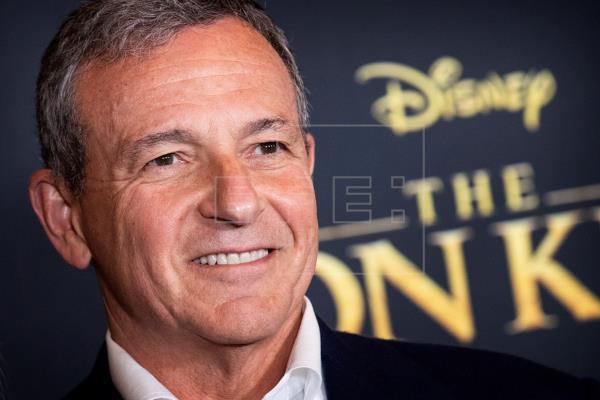 Bog Iger deja de ser el consejero delegado de Disney
