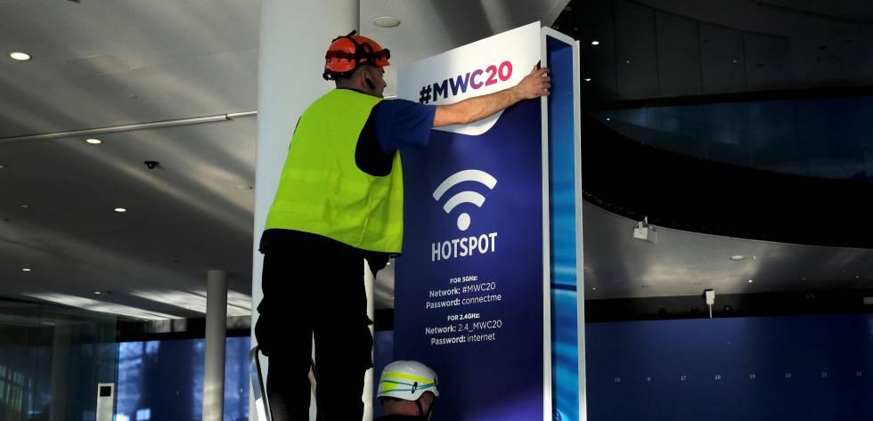 Suspenden congreso de operadores móviles en Barcelona por el coronavirus