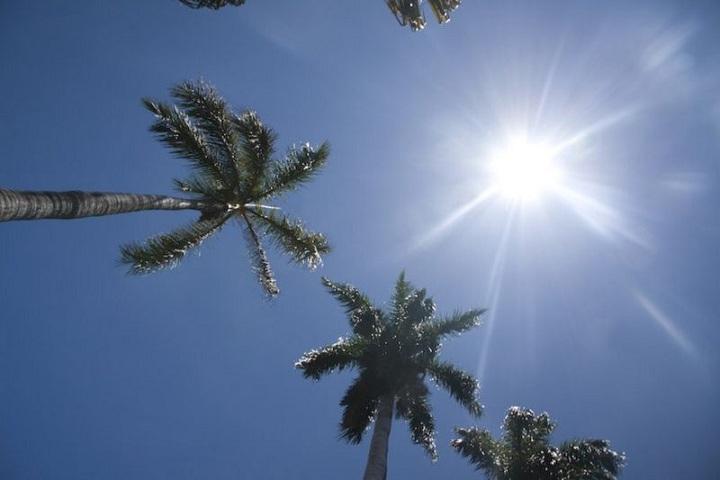 Onamet pronostica bajas probabilidades de lluvias y temperaturas calurosas