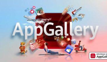 Huawei presenta la aplicación App Gallery