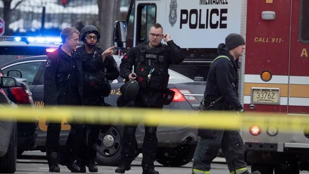 Al menos 5 muertos en tiroteo en una fábrica de cerveza en Milwaukee