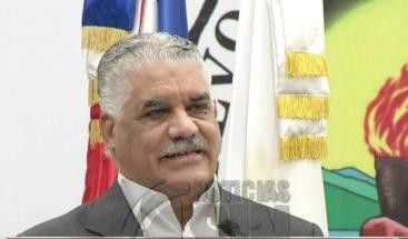 Miguel Vargas y Gonzalo Castillo apoyan decisión JCE de fijar elecciones para el 15 de marzo