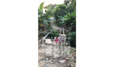 Piden construcción de puente en barrio Yaguita de Pastor en Santiago