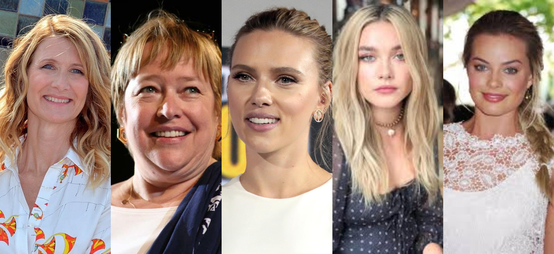 Nominadas a mejor actriz de reparto en Premios Óscar